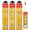Монтажная пена и герметики Penosil, серия  Gold