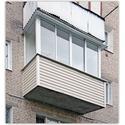 Альбом: Балконы в сайдинге
