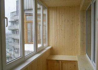 Балкон под ключ10000грн — Ника-Пласт