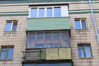 """Ремонт балкона с крышей — СК """"Комфорт"""""""