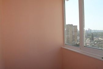 """Обшивка балкона гіпсокартоном — СК """"Комфорт"""""""