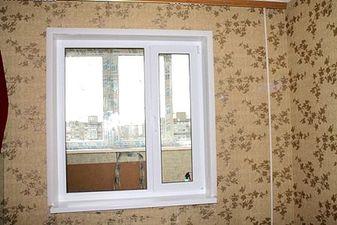"""Откосы на окна в районе Позняков — СК """"Комфорт"""""""