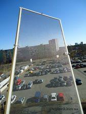 """Москитные сетки на пластиковые окна на Дарнице — СК """"Комфорт"""""""