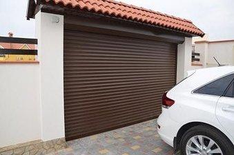 Автоматические гаражные ворота — ТетраПласт