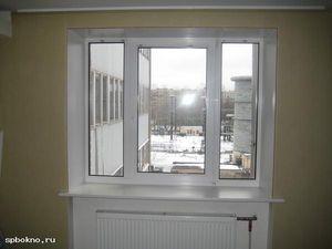 Балкон с обшивкой Киев, Ирпень, Буча, Чапаевка, Борисполь — Украина Пласт