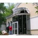 `Ювелирный` купол в алюминии d-3,5м, h-1,2м