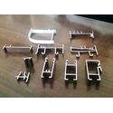 Раздвижная система алюминиевых профилей