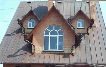 Остекление коттеджа — Вікна Експрес