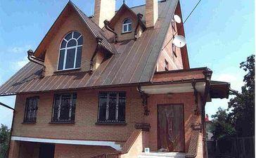 Остекление дома, окна в коттедж, окна в частный дом — Вікна Експрес