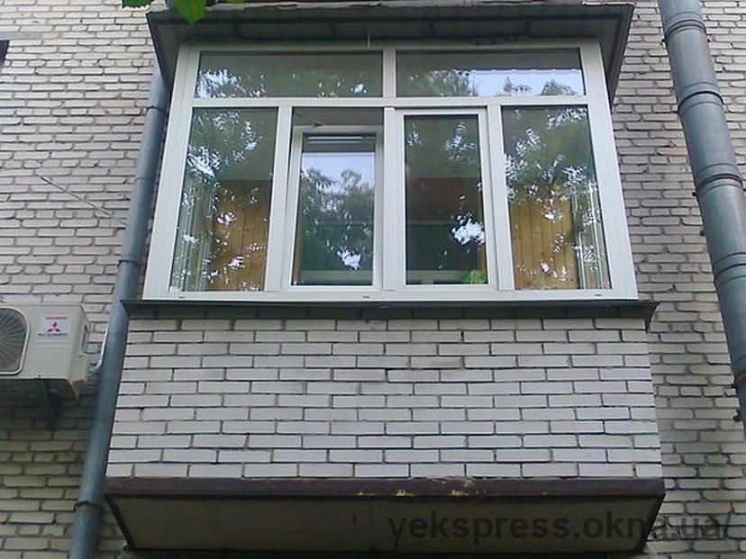 Отделка балконов своими руками пол на балконе 984
