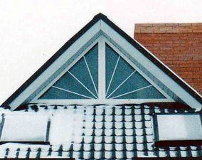 Окно треугольное — Вікна Експрес
