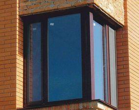Балкон угловой — Вікна Експрес
