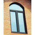 Окно арочное для частного дома