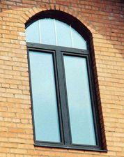 Окно арочное для частного дома — Вікна Експрес