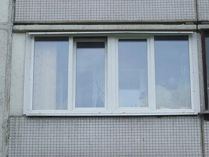 Внешний вид балкона — ВЕЛЕТ