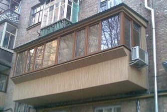 Балкон `под ключ` — ВЕЛЕТ
