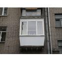 Балкон с выносом по периметру