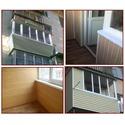 остекление, утепление, отделка балконов и лоджий