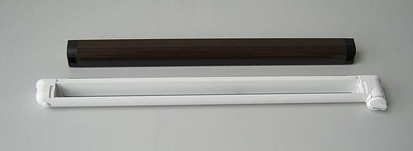 Автоматический оконный проветриватель Ventair II Trn (бело-коричневый) — Здоровый Дом