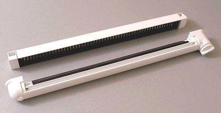 Автоматический оконный проветриватель Ventair II TRDn (белый) — Здоровый Дом