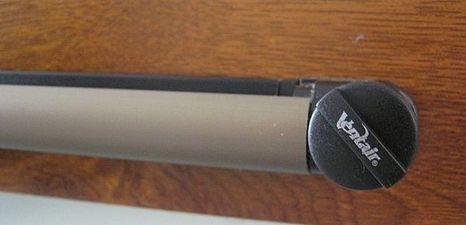 Автоматический оконный проветриватель Ventair II Trn (оливковый) — Здоровый Дом