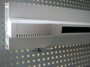 Модель Ventair II Trn оборудована самостоятельно функционирующим маятниковым клапаном - стабилизатором приточного воздуха, который реагирует на разниц — Здоровый Дом