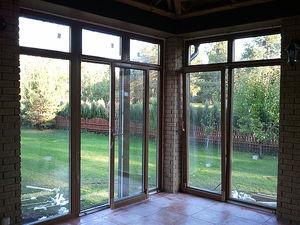 Оконная раздвижная система — ВДТ (Віконно-Дверні Технології)