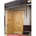 Деревяные двери