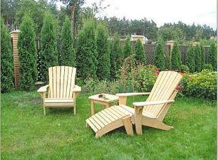 Садовая мебель — Віндзор