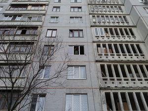 стандартное окно в многоэтажке — Окна со вкусом
