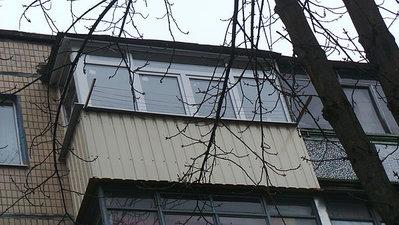 Балкон под ключ в Харькове — Окна со вкусом