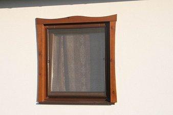 Деревянные окна — Зоря