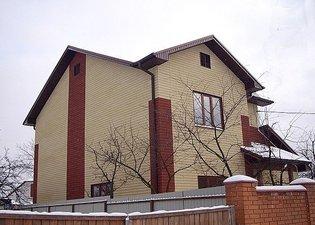Каркасно-щитовой дом — Зоря