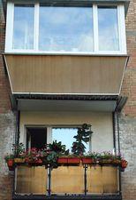 Балконы с выносом — Захаров