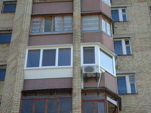 Балкон под ключ — Захаров
