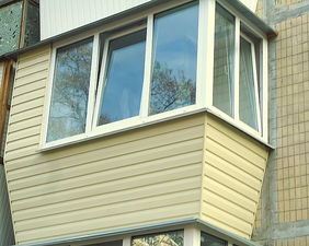 Балкон в хрущевке — Захаров