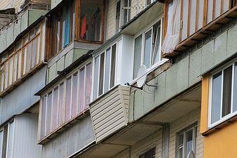 Ремонт балкона в серии дома чешка — Захаров