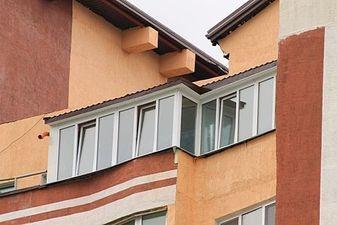 Ремонт балкона под ключ в новостройке — Захаров