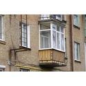 Ремонт балкона в сталинке недорого