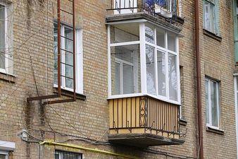 Ремонт балкона в сталинке недорого — Захаров