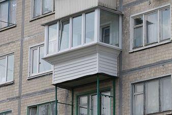 Вынос балкона по подоконнику по периметру — Захаров