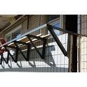 Вынос балкона по подоконнику в 96-й серии дома