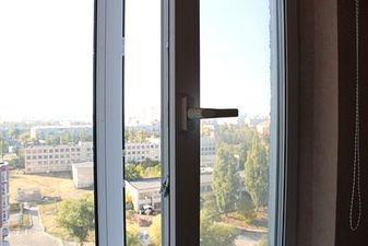 Регулировка створки окна в Киеве — Захаров
