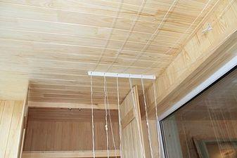 Потолочная бельевая сушка на балкон — Захаров
