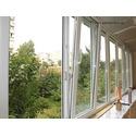 Остекление балкона в Киеве