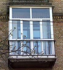Балкон под ключ в сталинке — Захаров