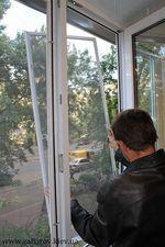Москитные сетки на пластиковые окна в Киеве — Захаров