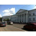 Завершено остекление здания Укртелекома в городе Полтава. Остекление из профильной системы WDS 400