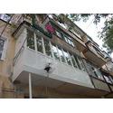 Французкий балкон ис выносом на 3 метра