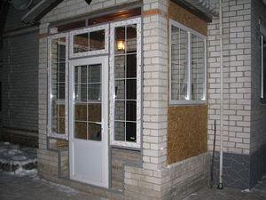 Окна KBE со шпросами — Зверев